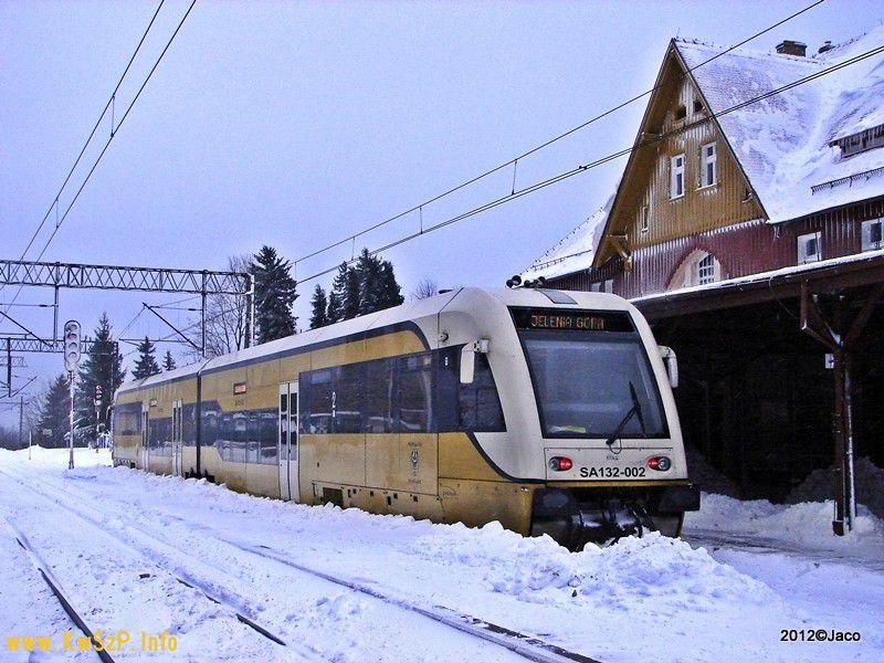 SA132 Szklarska Poręba