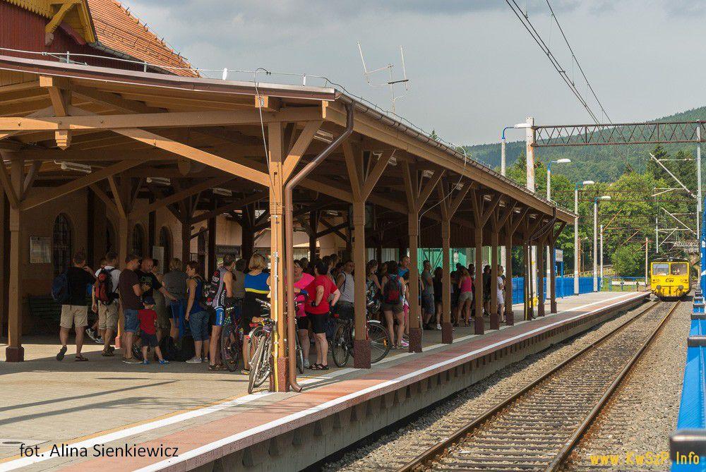 pociąg Szklarska Poręba Harrachov